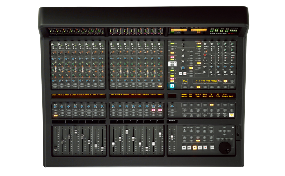 SSL Matrix2 Overhead