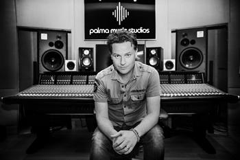 Fredrik Thomander, Producer and Palma Studios Co-Owner