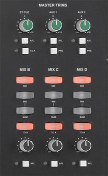 XL Desk Mix Busses